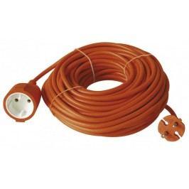 Emos Prodlužovací kabel 40m oranžový