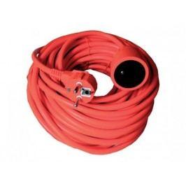 Prodlužovací kabel 20m oranžový