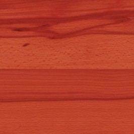 TNS 7 - Nočný stolík (masiv buk, farba čerešňa)