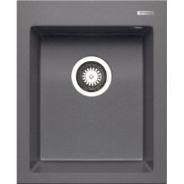 Istros - Granitový drez 41x50, 1B, sivá