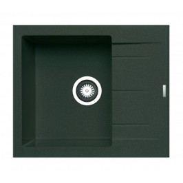 Alazia - Granitový drez 59x50, sivá