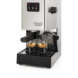 Pákové espresso Gaggia Clasic Plus