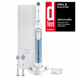 Elektrická zubná kefka Oral-B Smart 6 6100S