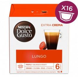 Kapsule Nescafé Dolce Gusto Caffé Lungo Mild, 16ks