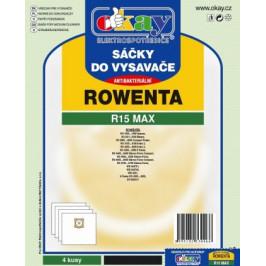 Vrecka do vysávača Rowenta R15 MAX 8ks