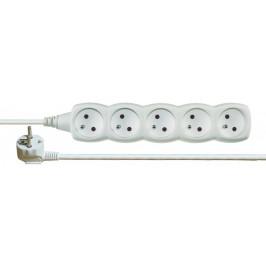 Emos P0511C - Predlžovací kábel, 5 zásuviek, 1,5m