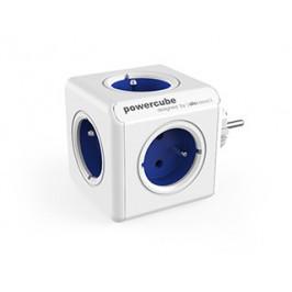 Napájací adaptér PowerCube Original 5 zásuviek, BLUE