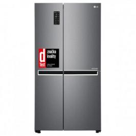 Americká chladnička LG GSB470BASZ, 10 rokov záruka na kompresor