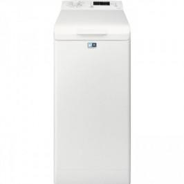 Práčka vrchom plnená Electrolux EWT1062IFW, A++, 6 kg