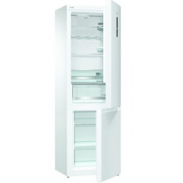 Kombinovaná chladnička s mrazničkou dole Gorenje RK6193LW4, A+++