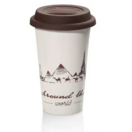 Termohrnček na kávu DeLonghi Globetrotter