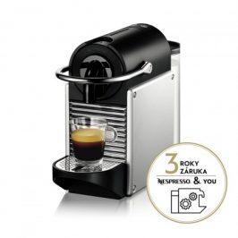 Kapsuľový kávovar Nespresso De'Longhi EN124.S