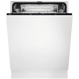 Voľne stojaca umývačka riadu AEG Mastery FSK53627Z, A+++