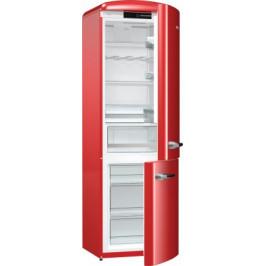 Kombinovaná chladnička s mrazničkou dole Gorenje ORK192RD, A++