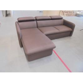 Rohová sedačka rozkladacia Slim ľavý roh ÚP - II. akosť