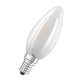 LED žiarovka Osram STAR, E14, 4W, sviečka, neutrálna biela