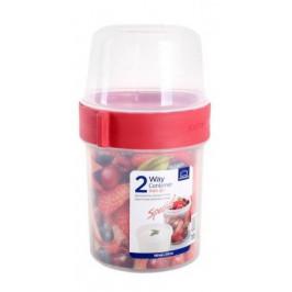 Dóza na potraviny Lock & Lock LLS222, 2V1, 560ml / 310ml