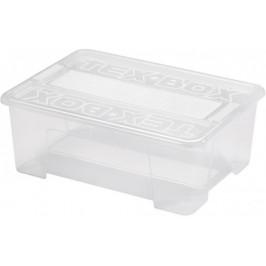 Úložný box s vekom Heidrun HDR7203, 10l, plast