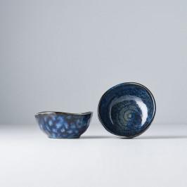 MIJ Malá miska na omáčky Indigo Blue 9 cm 100 ml