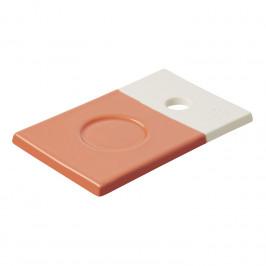 REVOL Podšálka oranžová Capucine Color Lab