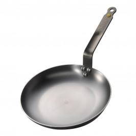 de Buyer Oceľová panvica na omelety Mineral B Element Ø 24 cm