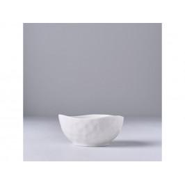 MIJ Nepravidelná miska na omáčku Off White 9 cm