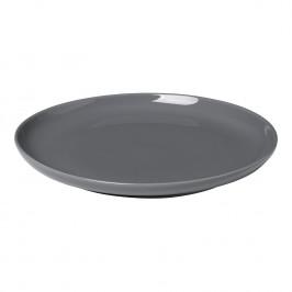 Blomus Dezertný tanier RO tmavosivý