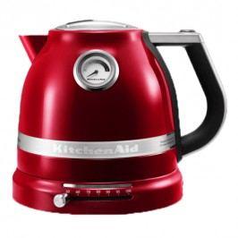 KitchenAid 5KEK1522ECA rýchlovarná kanvica červená metalíza 1,5 l