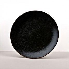 Guľatý tanier Tenmokku 29 cm