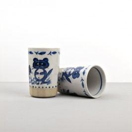 Mug Sushi hrnček s motívom medvedíka 11 cm
