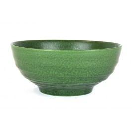 Stredná miska v tvare U EARTHY GREEN 19 x 8,5 cm