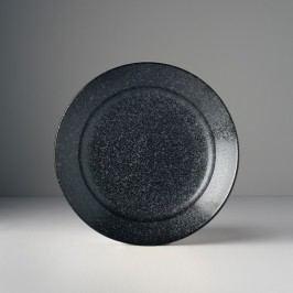 Veľký guľatý tanier Matt 23x4 cm