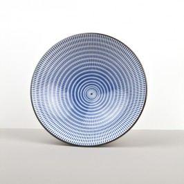 Veľká miska 24 cm modrá