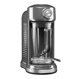 Mixér KitchenAid Artisan s magnetickým pohonom 5KSB5080 striebrito šedá