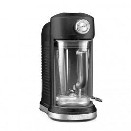 Mixér KitchenAid Artisan s magnetickým pohonom 5KSB5080 čierna liatina