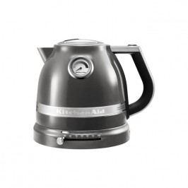 Rýchlovarná kanvica KitchenAid 5KEK1522 strieborno šedá