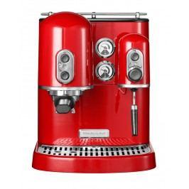 Kávovar KitchenAid 5KES2102 kráľovská červená