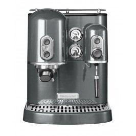 Kávovar KitchenAid 5KES2102 strieborno šedá