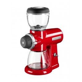 Mlynček na kávu KitchenAid5KCG0702 kráľovská červená