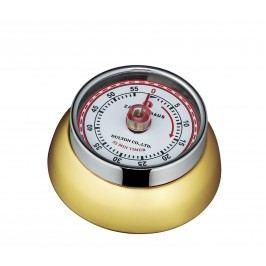 Zassenhaus Kuchynská magnetická minútka Speed zlatá