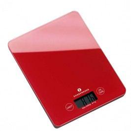 Kuchynská váha Balance Zassenhaus červená do 5 kg