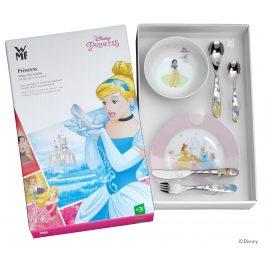 Detský jedálny set Disney Princezná WMF 6 ks