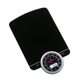 Kuchynská váha Speed Zassenhaus čierna do 5 kg