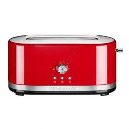 Hriankovač s manuálnym ovládáním KitchenAid 5KMT4116 kráľovská červená
