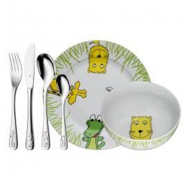 Detský jedálny set Safari WMF 6 ks