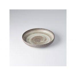 MIJ Okrúhly tanier s vysokým okrajom Nin-Rin 22 cm