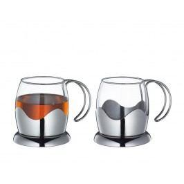 Zassenhaus Set šálok na čaj 2-dielny 200 ml