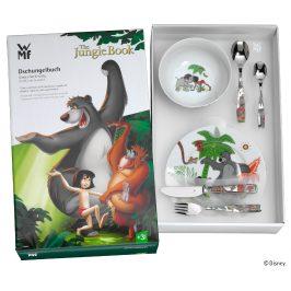 Detský jedálny set Kniha džunglí WMF 6 ks