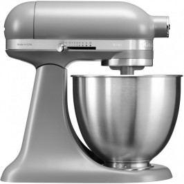 Kuchynský robot KitchenAid Artisan MINI 5KSM3311 matná šedá