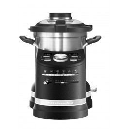 Varný robot KitchenAid 5KCF0104 čierna liatina